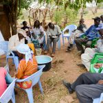 The Water Project: Maluvyu Community E -  Training