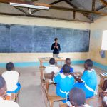 The Water Project: Ikoli Primary School -  Trainer Betty