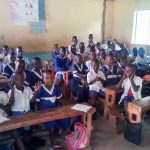 The Water Project: Musango Primary School -  Students In Class