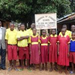 The Water Project: Shibinga Primary School -  Students And Staff