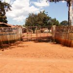 The Water Project: Sango Primary School -  School Gate
