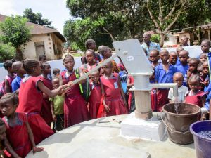 The Water Project:  Clean Water Flowing