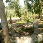 The Water Project: Lwakhupa Primary School -  Showing Us The Abandoned Well