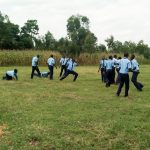 The Water Project: Musango Mixed Secondary School -  Students Playing