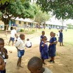 The Water Project: Musango Primary School -  Students On Class Break