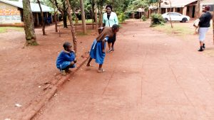 The Water Project:  Students Play