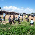 The Water Project: Namakoye Primary School -  Students On Class Break