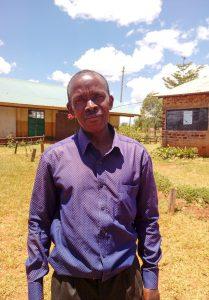 The Water Project:  Paul Mwema