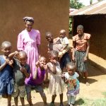 The Water Project: Musango Community, Mwichinga Spring -  Community Members