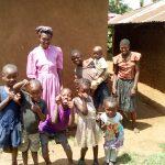 The Water Project: Musango Community, Mwichinga Spring -  Community Members