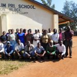 The Water Project: Ichinga Primary School -  School Staff
