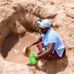 Kithoni Community Hand-Dug Well Underway