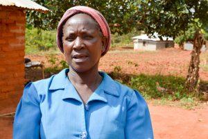 The Water Project:  Rozina Katuli