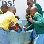 Great News from Kithumba Primary School!
