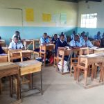 The Water Project: Musango Mixed Secondary School -  Students In Class