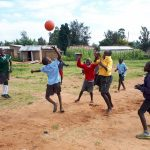 The Water Project: Namakoye Primary School -  Playing Ball