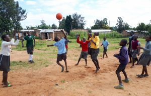 The Water Project:  Playing Ball