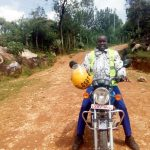 The Water Project: Esibila Secondary School -  Field Officer Kipchoge