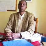 The Water Project: Koitabut Secondary School -  Principal Kurgat