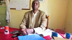 The Water Project:  Principal Kurgat