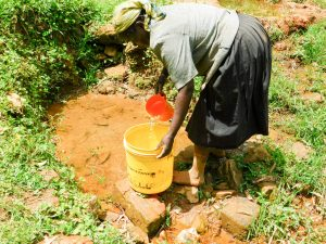The Water Project:  Nelly Fetching Water