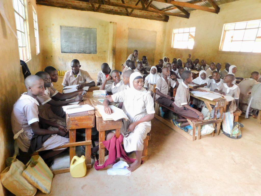 The Water Project : 5-kenya19170-inside-classroom