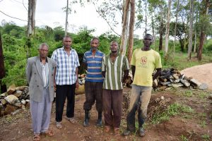The Water Project:  Group Members