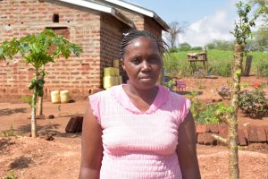 The Water Project:  Mwende Munywoki