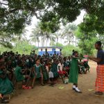 The Water Project: DEC Mathem Primary School -  School Training