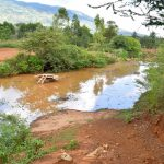 The Water Project: Kaliani Community A -  Well Progress