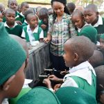 The Water Project: Kitooni Primary School -  Handwashing Training