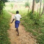 The Water Project: Musango Primary School -  Path To The Spring