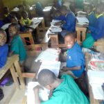 The Water Project: Koitabut Primary School -  Students In Class