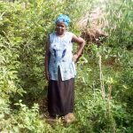 The Water Project: Musango Community, Mushikhulu Spring -  Adelite Ondako