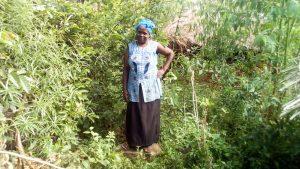 The Water Project:  Adelite Ondako