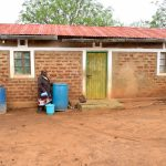 The Water Project: Kathamba Ngii Community A -  Water Storage