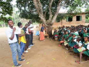 The Water Project:  School Training