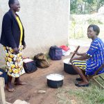 The Water Project: Namakoye Primary School -  School Cooks