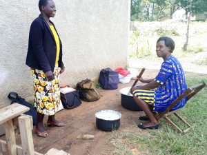 The Water Project:  School Cooks