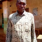 The Water Project: Sango Primary School -  Senior Teacher Hezron Gweyaya