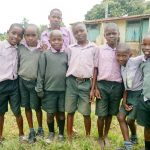 The Water Project: Mayoni Township Primary School -  Students