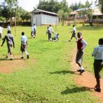 The Water Project: Koitabut Secondary School -  Students Playing