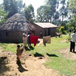 The Water Project: Sambuli Community, Nechesa Spring -  Household