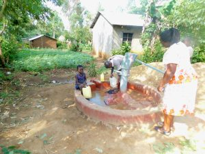 The Water Project:  Well In The Community