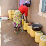 The Water Project: Mbau Community C -  Water Containers