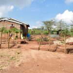 The Water Project: Ndithi Community A -  Household