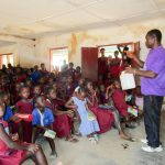 The Water Project: Pewullay Primary School -  Training
