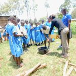 The Water Project: Ikoli Primary School -  Handwashing Session