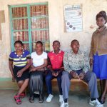 The Water Project: Sango Primary School -  School Staff