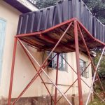 The Water Project: Koitabut Secondary School -  Plastic Tank